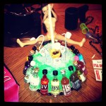 21St Birthday Cakes For Guys 21st Birthday Cake For A Guy Friend 21shots And A Stripperim