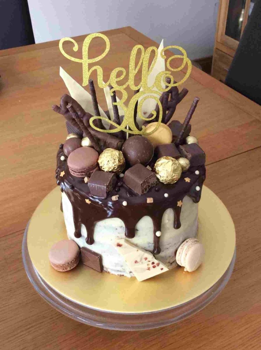 21St Birthday Cakes For Guys For Guys Drip Cake Pinterest And Rhpinterestca The Maker Dublin