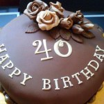 40Th Birthday Cake Ideas 11 Cakes For Men 40th Birthday Party Ideas Photo 40th Birthday