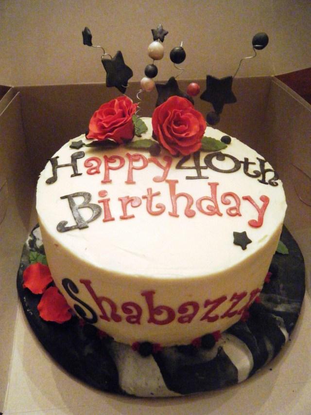 40Th Birthday Cake Ideas Ideas For A 40th Birthday Cake Female Protoblogr Design 40th