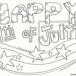 4th Of July Coloring Pages Free Printable 4th Of July Coloring Pages