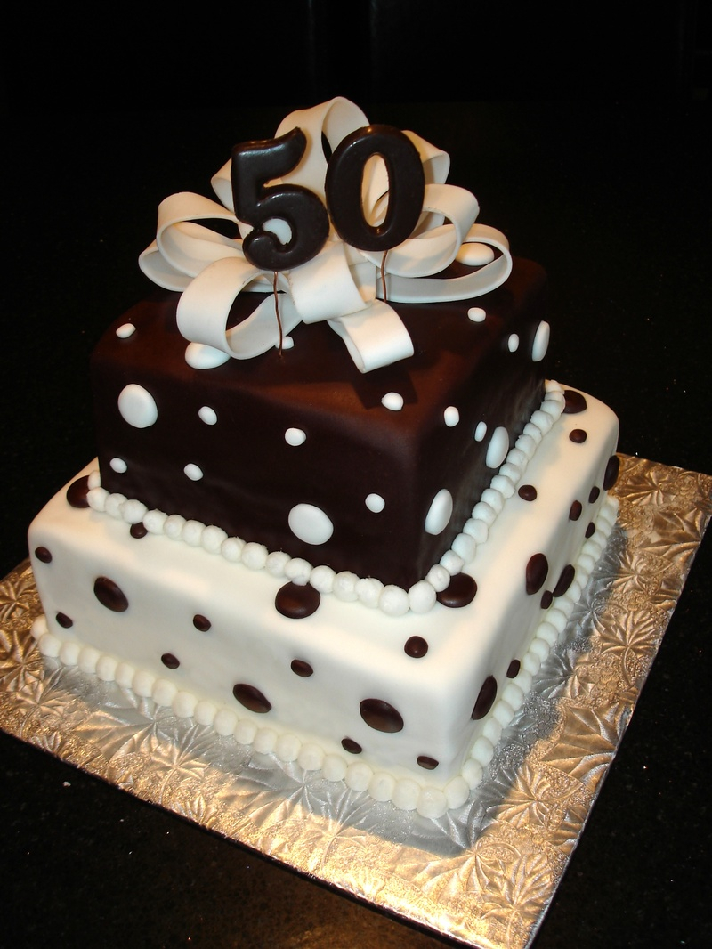 50Th Birthday Cake Ideas For Her 8 Fiftieth Cakes Men Photo 50th