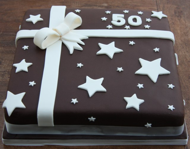 50Th Birthday Cake Ideas For Her Birthday Present Cake 50th Birthday Cake Lovinghomemade