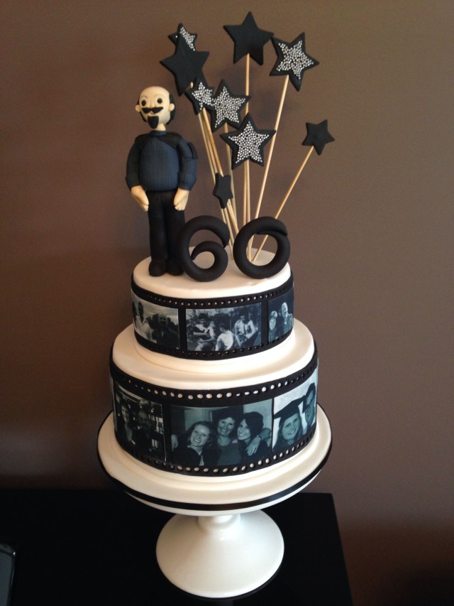 50Th Birthday Cakes For Men Photo Inspired 60th Birthday Cake Great For Men When It Is Hard To