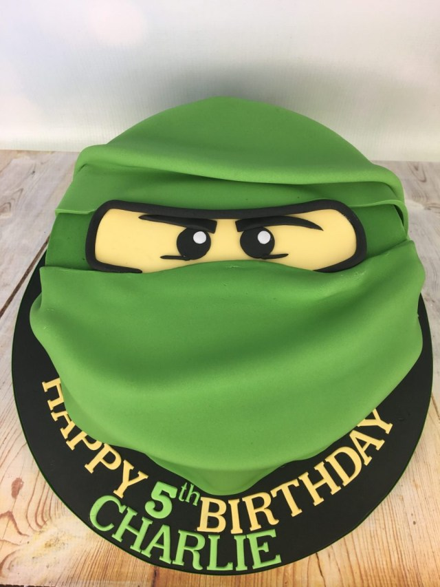 5Th Birthday Cake Lego Ninjago 5th Birthday Cake Mels Amazing Cakes