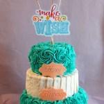 75Th Birthday Cake My Grandmothers 75th Birthday Cake Cakecentral