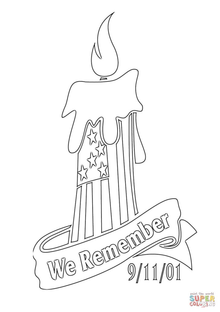 Inspired Photo of 9 11 Coloring Pages