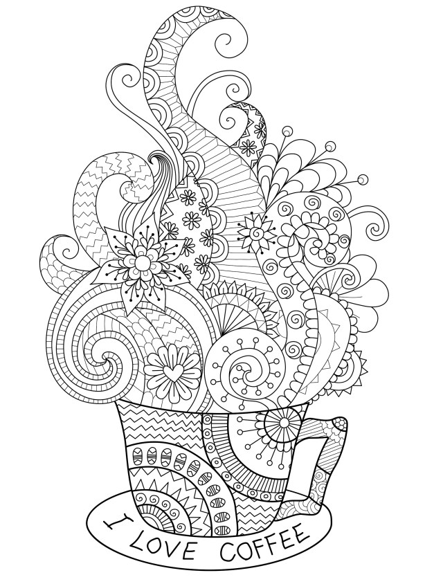 Adult Coloring Pages 20 Gorgeous Free Printable Adult Coloring Pages Page 10 Of 22