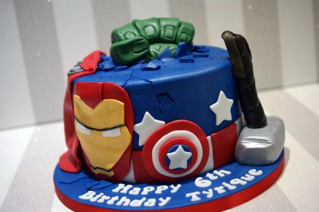 Avengers Birthday Cakes Avengers Birthday Cake Bakealous