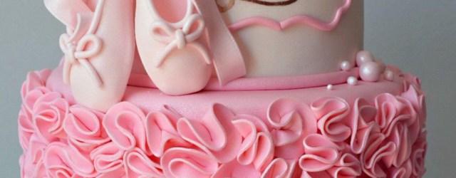 Ballerina Birthday Cake Ballerina Theme Birthday Cake K Noelle Cakes Ballerina Bday