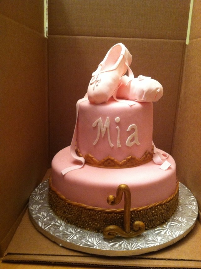 Ballerina Birthday Cake Indian Ballerina Inspiration First Birthday Cake Cakecentral