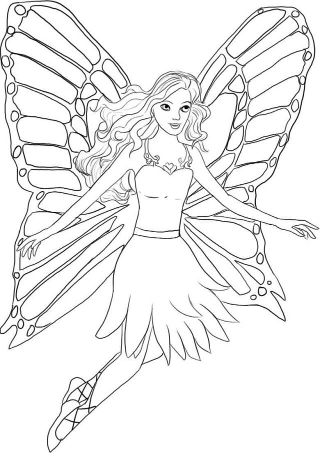 Barbie Printable Coloring Pages Barbie Printable Coloring Pages Topsailmultimedia