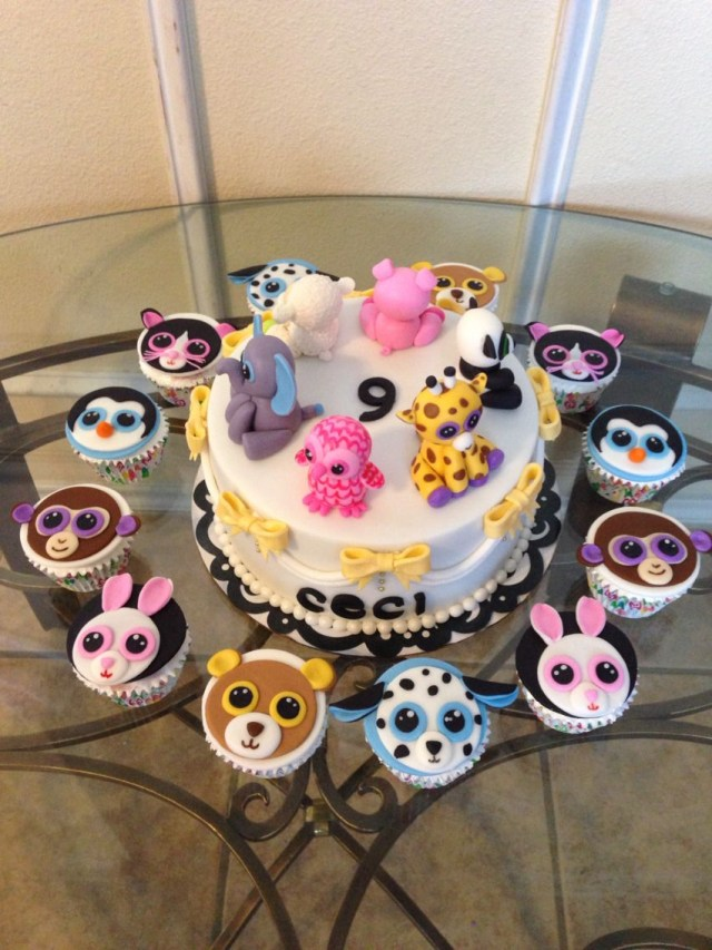 Beanie Boo Birthday Cake 4 Most Creative Beanie Boo Birthday Party Ideas Gifts Ideas New