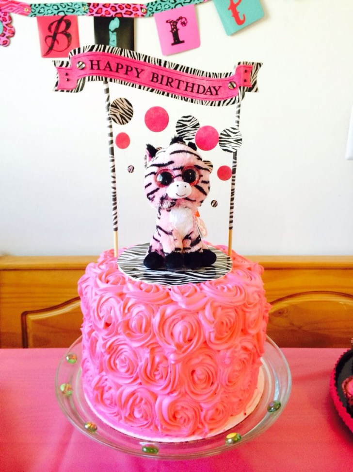32+ Best Image of Beanie Boo Birthday Cake