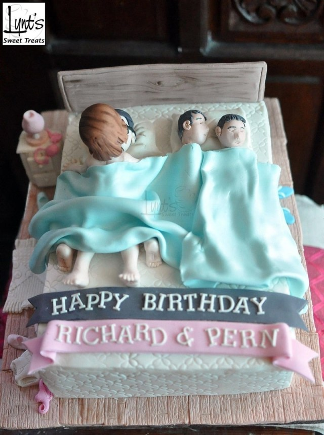 Birthday Cake Designs Naughty Birthday Cake With Detailed Design Goes Viral For Obvious