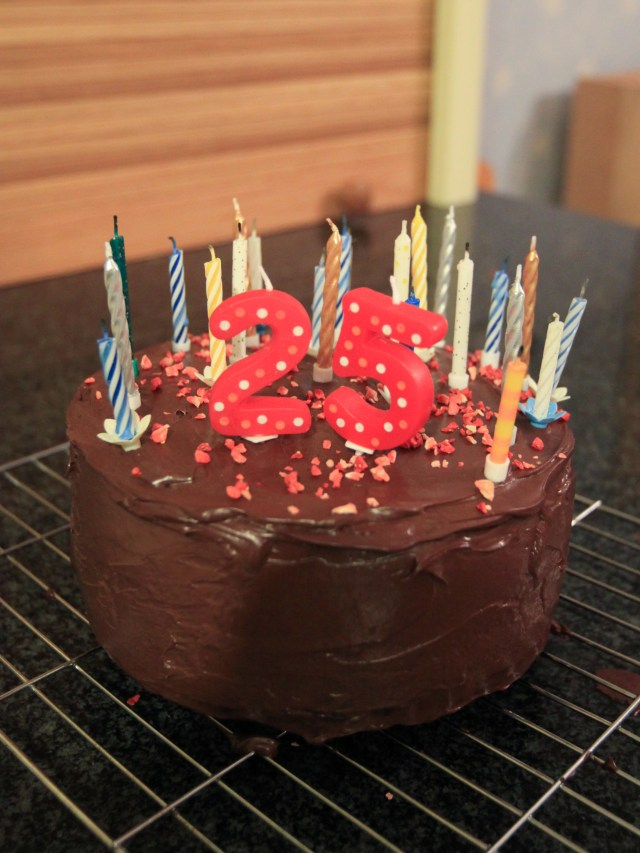 Birthday Cake For Brother 6 25 Anniversary Cakes For Brother Photo Happy Birthday Cake With