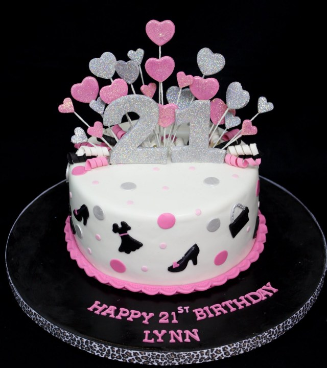 Birthday Cake For Girl 21st Birthday Cakes Decoration Ideas Little Birthday Cakes