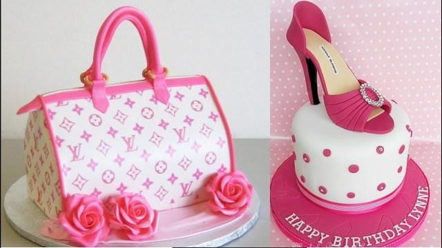 Birthday Cake For Girl Top 20 Amazing Birthday Cake Women Ideas Cake Technique 2017