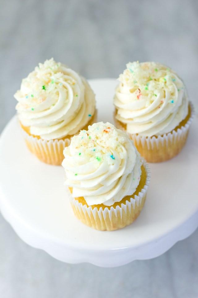 Birthday Cake Frosting Birthday Cake Batter Frosting Recipe Best Friends For Frosting