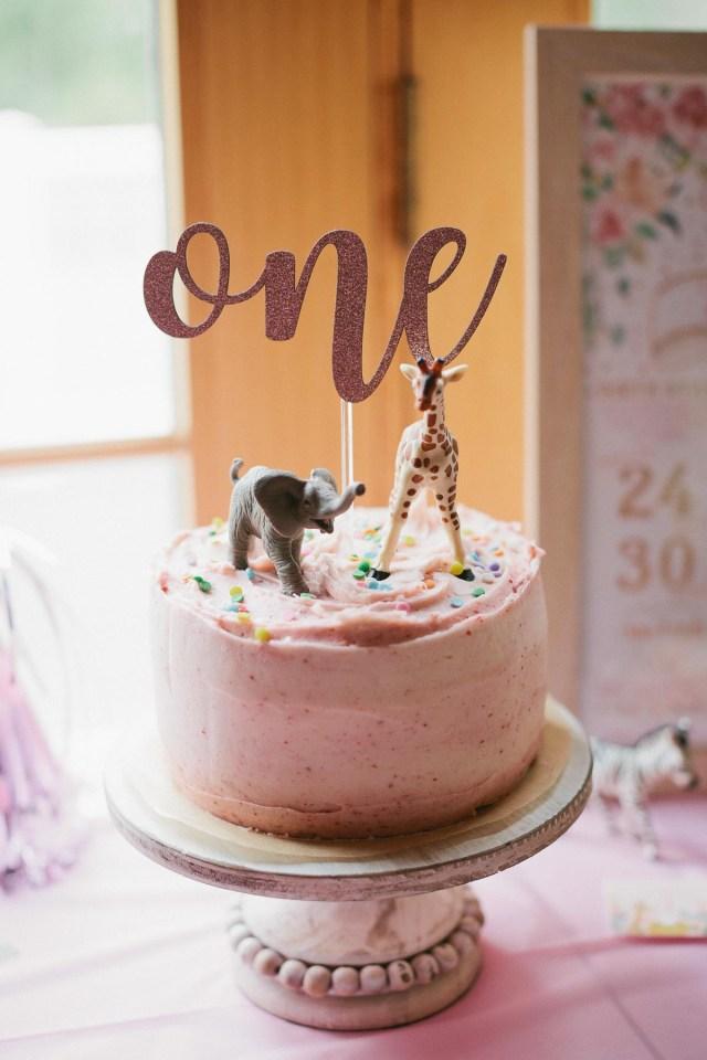 Birthday Cake Icing Recipe 1st Birthday Cake Sallys Baking Addiction