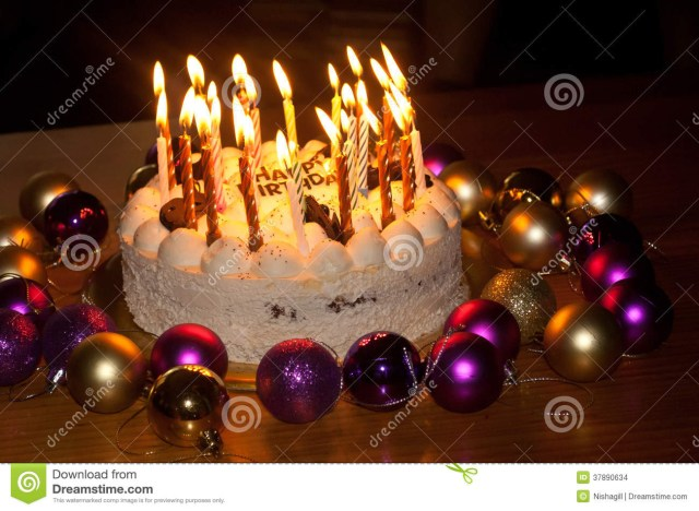 Birthday Cake Images With Candles Birthday Cake With Burning Candles Stock Photo Image Of Party
