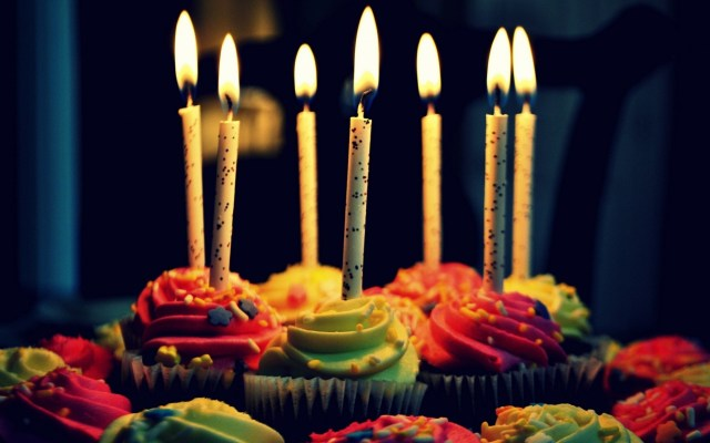 Birthday Cake Images With Candles Candles Birthday Cakes