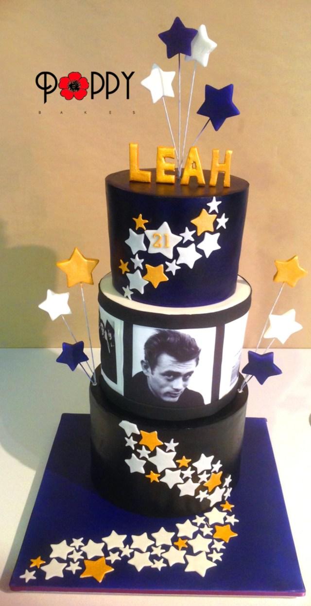 Birthday Cake Movie Movie Themed 21st Birthday Cake Cakecentral