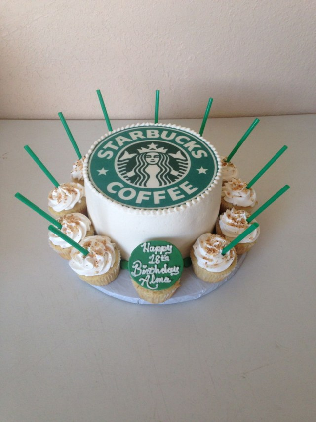 Birthday Cake Starbucks Starbucks Birthday Cake Cakecentral