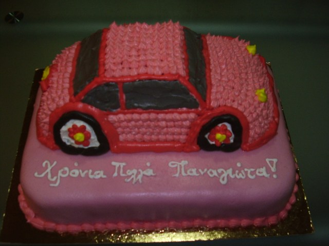 Birthday Cakes For 17 Yr Old Girl Vw Cake Dream Of Cakes