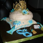 Birthday Cakes For 8 Years Old Girl My 11 Year Old Birthday Cake Disney Pinterest Birthday Cake