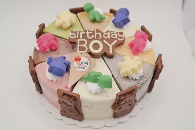 Birthday Cakes For Kids Kids Birthday Cakes Childrens Ice Cream Cake Ice Cream Cake