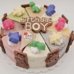 Birthday Cakes For Kids Kids Birthday Cakes Childrens Ice Cream Cake Ice Cream Cake