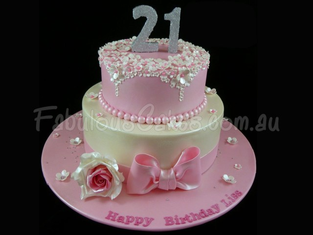 Birthday Cakes For Teenage Girl 21th Birthday Cake For Your Lovely Girl Home Design Studio Real