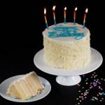 Birthday Cakes Round Vanilla Cake 6 Birthday Cake Fort Lauderdale