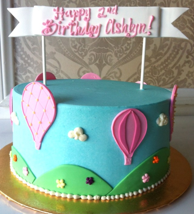 Birthday Party Cakes Vanilla Bake Shop Celebration Cakes
