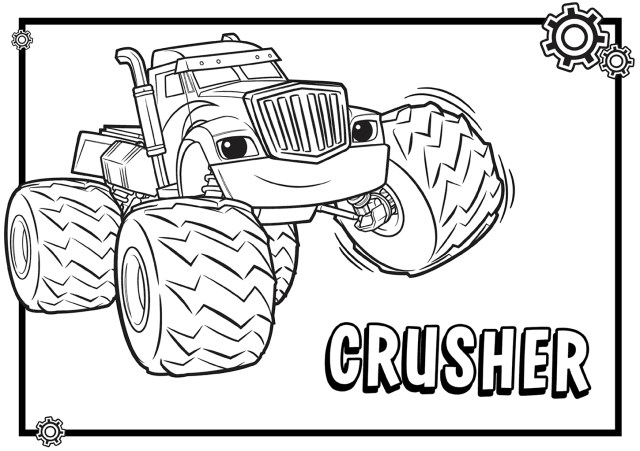Blaze Coloring Pages Soar Blaze Coloring Pages And The Monster Machines Ant Killers