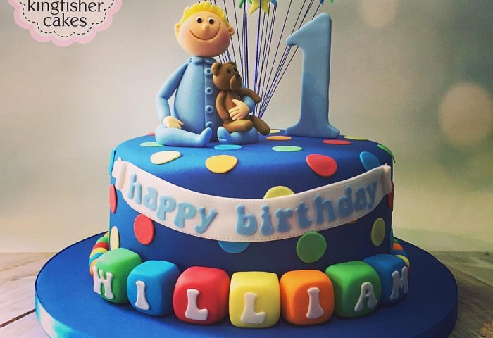 Boys 1st Birthday Cake Designs Another Cake From The Weekend A