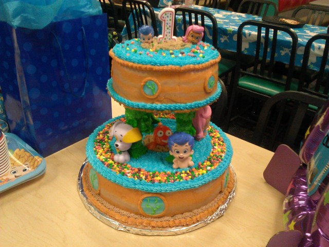 Bubble Guppies Birthday Cake Home Tips Walmart Bubble Guppies Bubble Guppies Birthday Cake