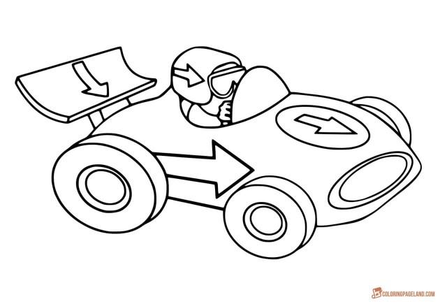 Car Coloring Pages Coloring Page Car Coloring Pages