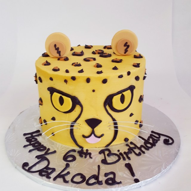 Cheetah Print Birthday Cakes Our Cheetah Cake Is Quickly Becoming One Of Our Favourites Kayla