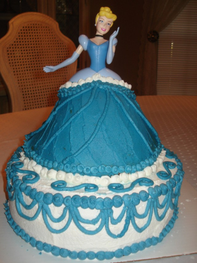Cinderella Birthday Cakes Houston Baker Makes Peanut Nut Free Cinderella Birthday Cake