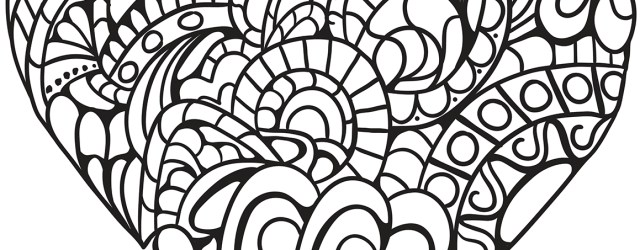 Coloring Pages Of Hearts Hearts Coloring Pages Free Coloring Pages