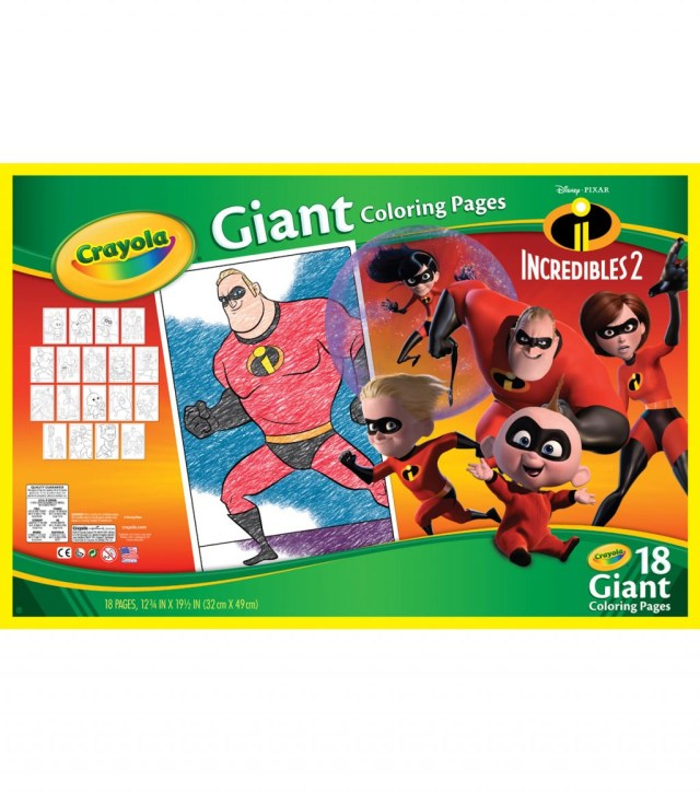 Crayola Giant Coloring Pages Coloring Page 16337396alt1 Crayola Giant Colorings Incredibles