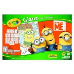 Crayola Giant Coloring Pages Crayola Despicable Me Giant Coloring Pages