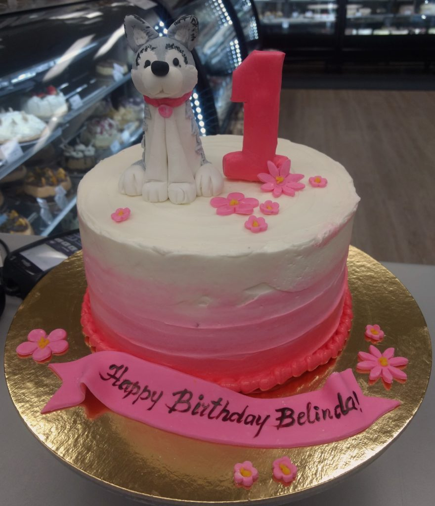 Custom Birthday Cake Theme Goodies Bakery Winnipeg