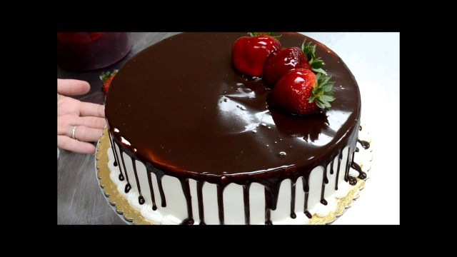 Designer Birthday Cakes How To Make Birthday Cake Less Then 2min Fruit And Chololate