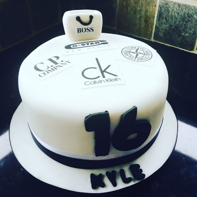 Designer Birthday Cakes Tweedledees On Twitter Designer Birthday Cake