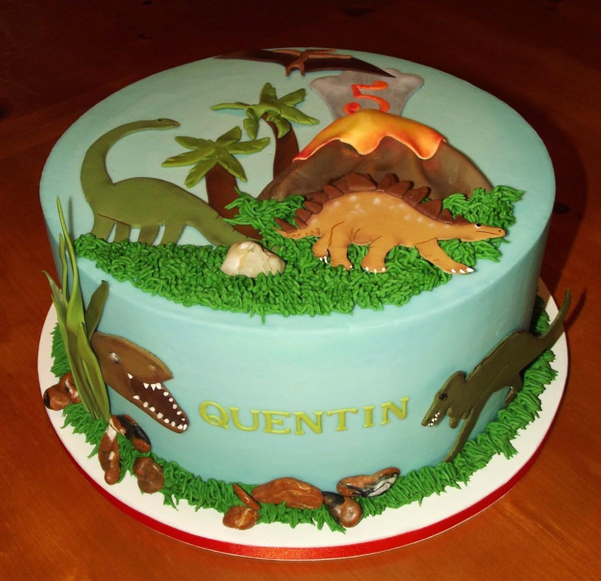 Dinosaur Birthday Cakes Dinosaur Birthday Cakes