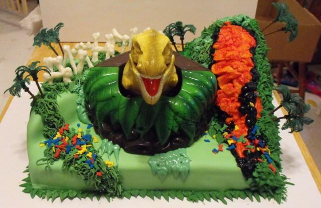 Dinosaur Birthday Cakes Dinosaur Cakes Decoration Ideas Little Birthday Cakes