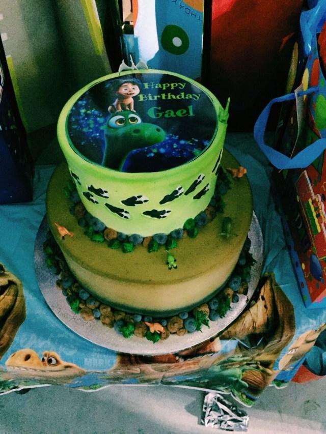 Dinosaur Birthday Cakes Gaels The Good Dinosaur Birthday Cake Dinosaur Birthday Cakes